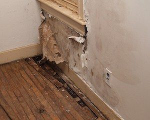 Water Damage Claims Multi-family Homes