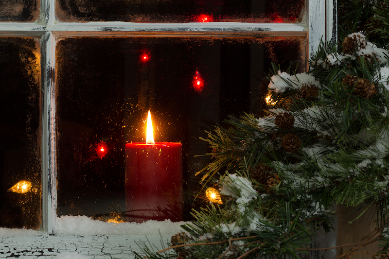 Holiday and tree fire safety tips