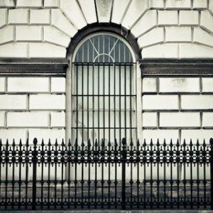 NYC building insurance for properties with burglar bars