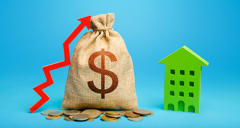 The difference between insurance value and market value