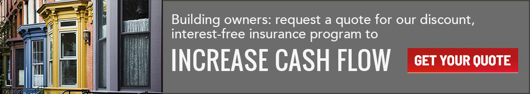 Free Quote – Interest-Free Building Owners Insurance - Save Money and Improve Cash Flow