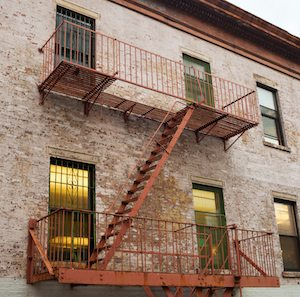 Jersey City Fire Escapes Save Money