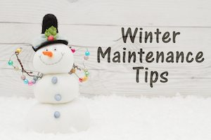 11 Winter Maintenance Tips For NYC Landlords