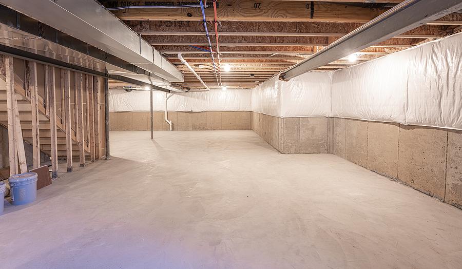 Thinking of finishing your basement?