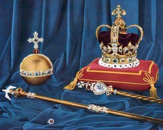 Crown Jewels Of Britain