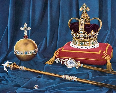 Crown Jewels Of Britain