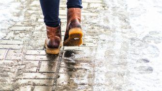 NYC Sidewalk Law Issues