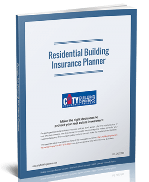 Residential Building Insurance Planner