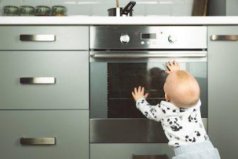 Cooking Kitchen Safety