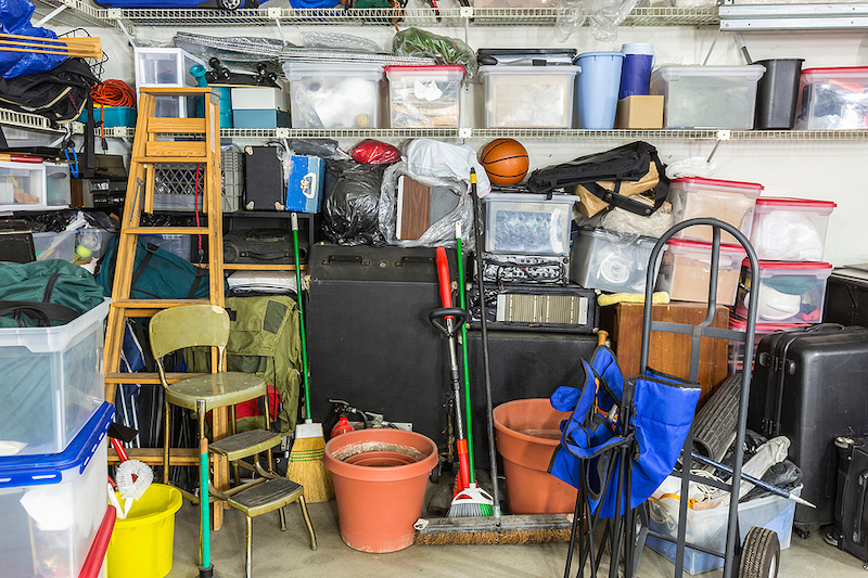 Image for Declutter your garage and make it safer post