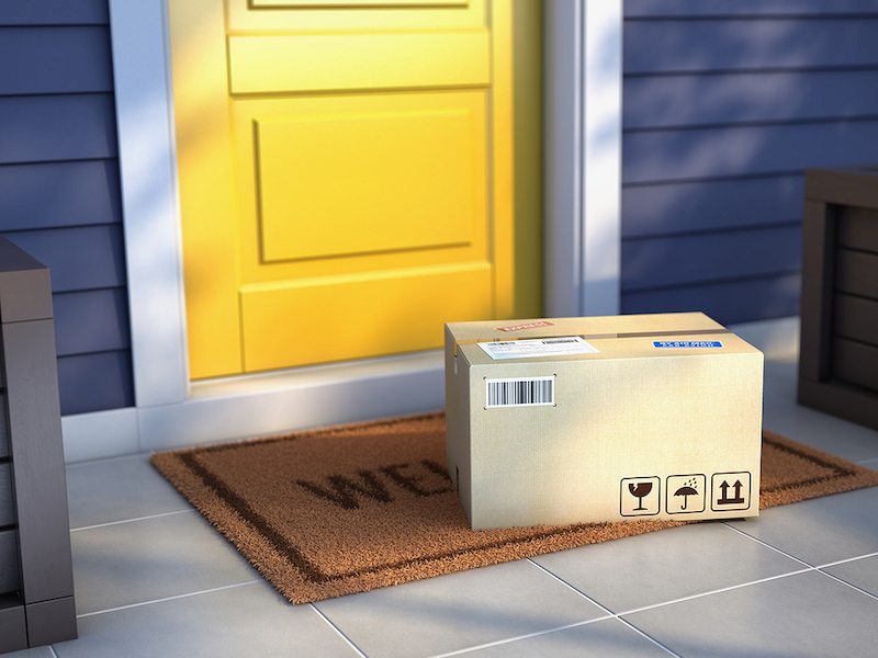 Image for How to Protect Yourself from Porch Pirates post